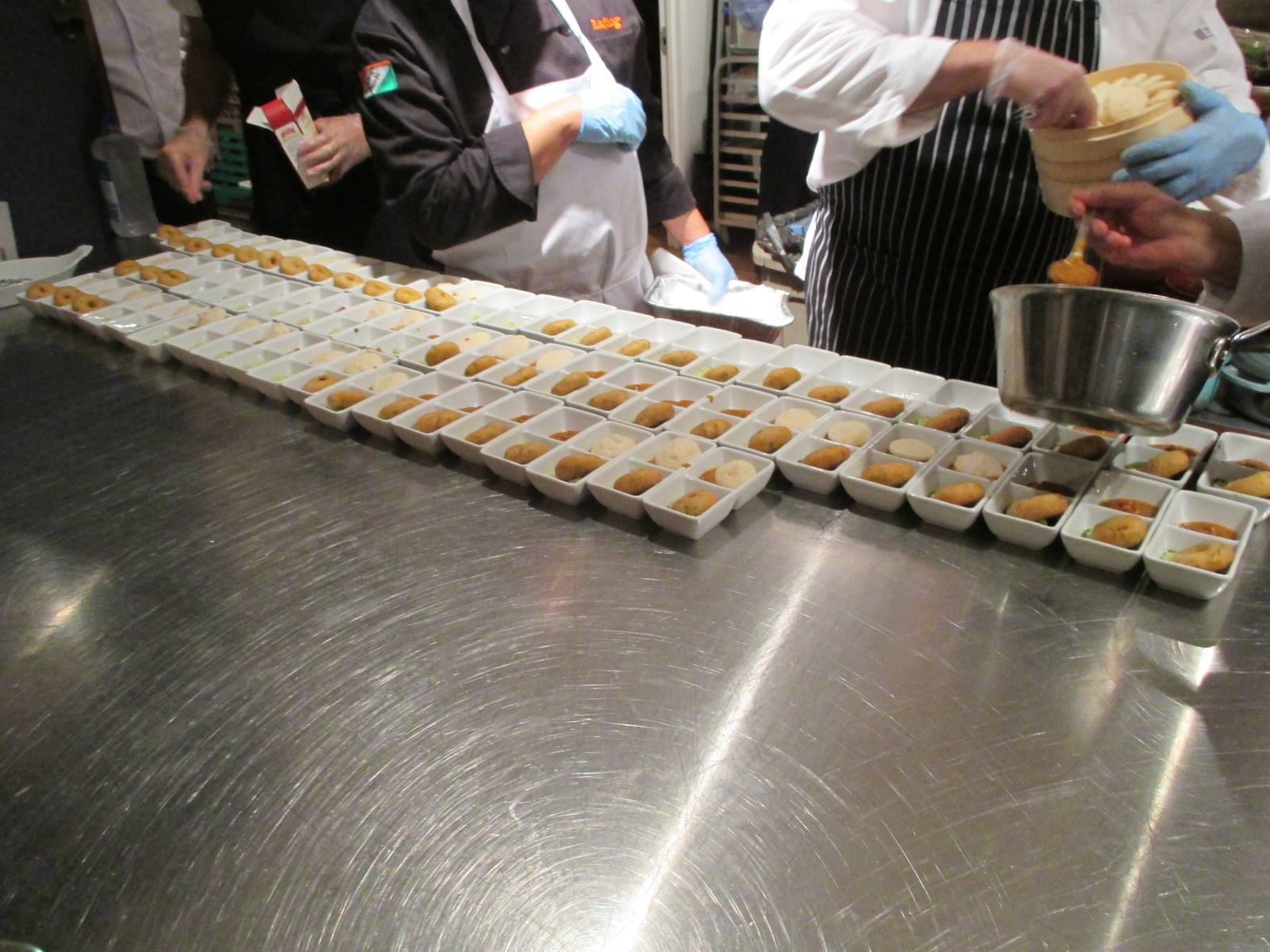 Test Kitchen Physical Server